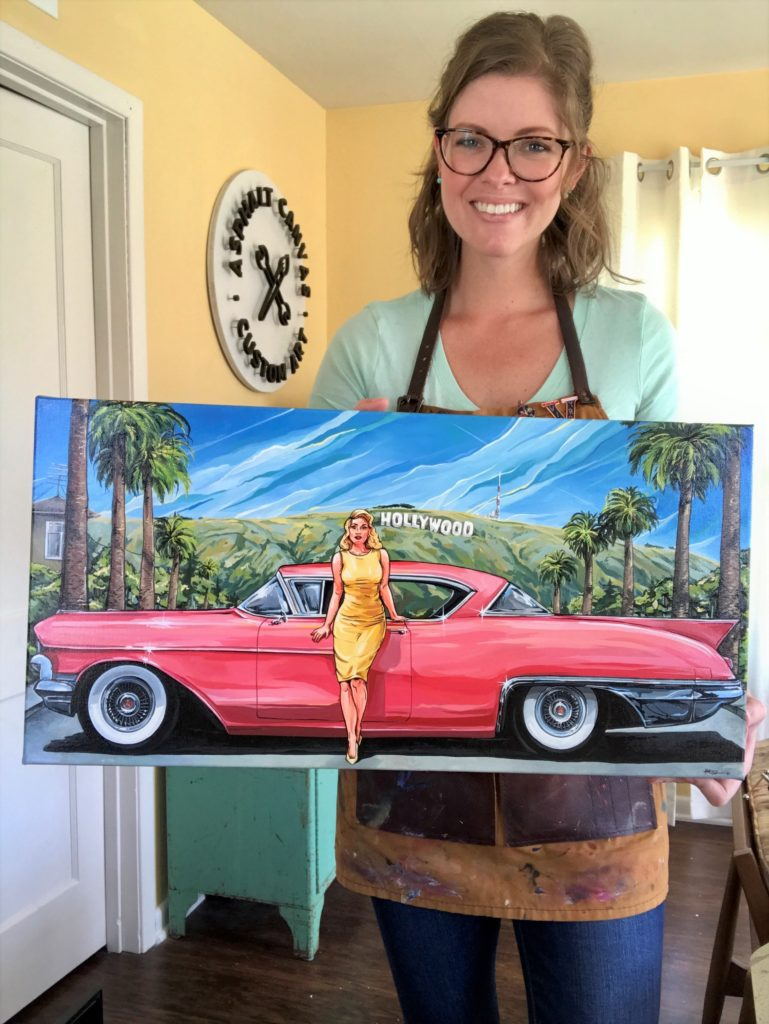 Introducing Hollywood Painting